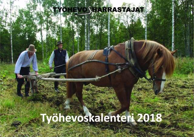 Hevoskalenteri 2018